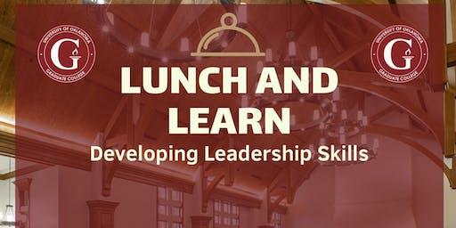 "Lunch N Learn ""Developing Leadership Skills"""