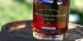 Six-Whiskey Woodford Reserve Tasting @ Bin 110
