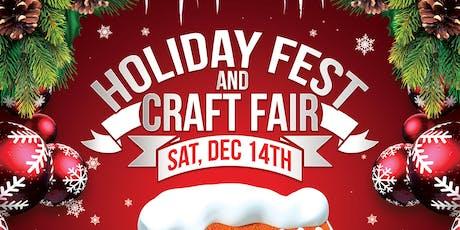 2019 HolidayFest and Craft Fair tickets