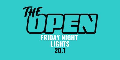 20.1 -- Friday Night Lights