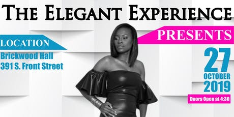 """The Elegant Experience Presents """"The Crayon Box"""" tickets"""
