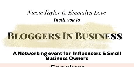 Bloggers In Business  tickets
