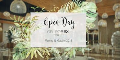 VII Open Day Grupo REX