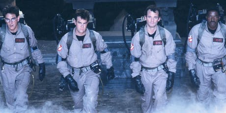 Cemetery Cinema: Ghostbusters tickets