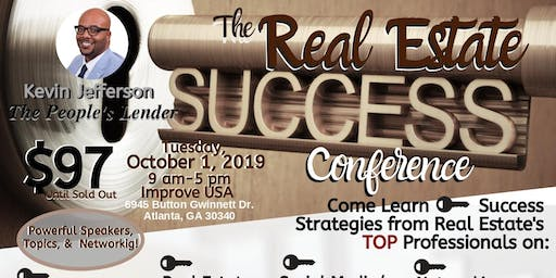Real Estate Success Conference
