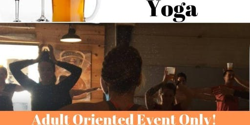 Wine & Beer Yoga