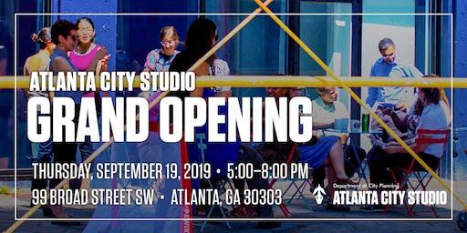Atlanta City Studio Grand Opening