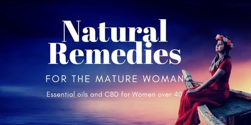 Natural Remedies for the Mature Woman