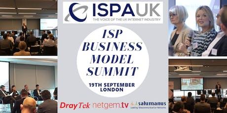 2019 Business Model Summit tickets