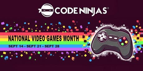 Calling All Gamers! Celebrate National Video Games Month tickets