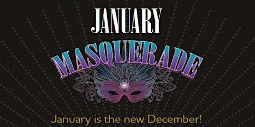January Masquerade at The Grange Hotel