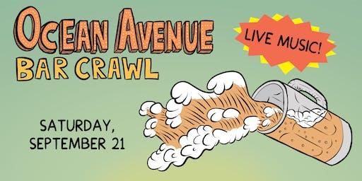 Ocean Avenue Bar Crawl 2019