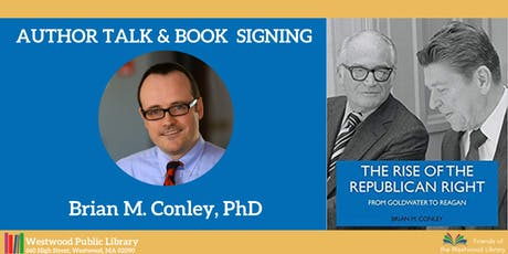 Author Talk & Book Signing: Brian M. Conley, PhD tickets