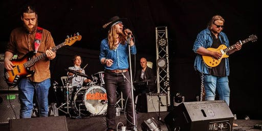 Headhunters Blues Band live at RBC
