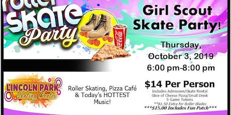 Girl Scout Skate Night tickets