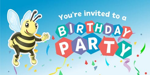 Kids Club Birthday Party