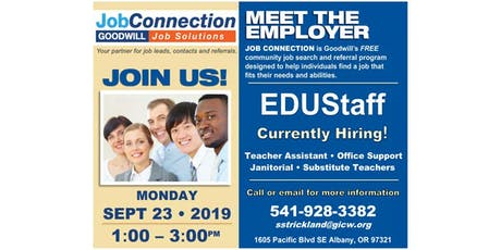 Hiring Event - Albany - 9/23/19 tickets