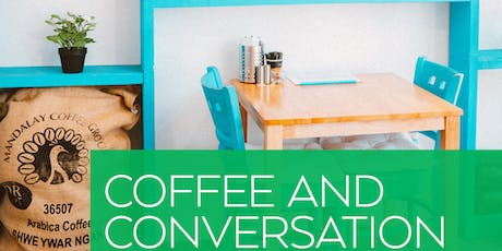 Coffee and Conversation-Zeke's Coffee tickets