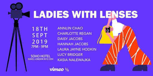 Ladies With Lenses: Vimeo Staff Picks by Female Filmmakers!