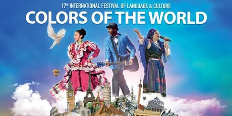 17th  International Festival of Language and Culture 2019 TEXAS  tickets
