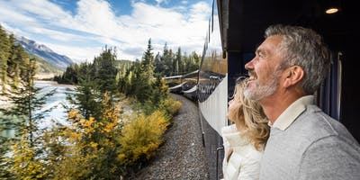 AAA Travel Presents: All Aboard Amazing with Rocky Mountaineer (Lafayette)