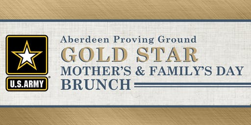 GOLD STAR MOTHER'S & FAMILY'S DAY BRUNCH October 6th 2019