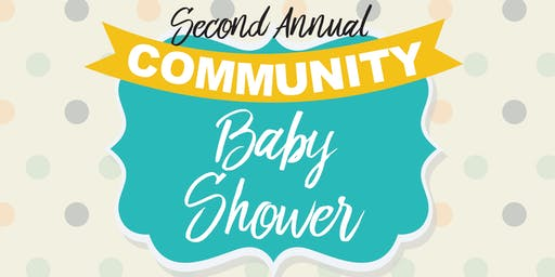 Community Baby Shower - Free Gifts