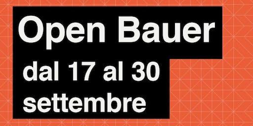 Open Bauer - Corsi serali 2019