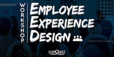 Workshop Employee Experience Design - Rio de Janeiro tickets