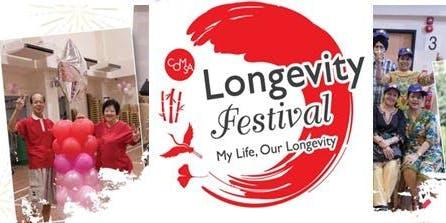 Longevity Festival 2019 - My Life, Our Longevity