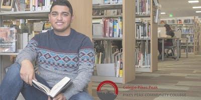Colegio Pikes Peak: Campus visit presented in Spanish at PPCC