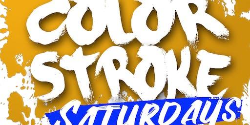Color Stroke Saturdays  Vol. 4: BAPS