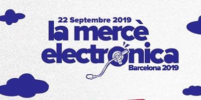 La Mercè electrónica 2019