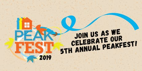 PEAKFest 2019! tickets