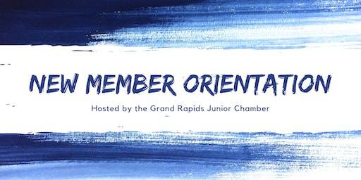 Membership Interest & Orientation Night