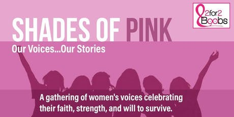 Shades of Pink..Our Voices, Our Stores: A Dramatic Monologue Performance ! tickets