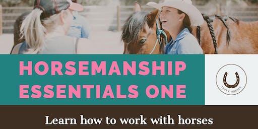 Horsemanship Essentials One
