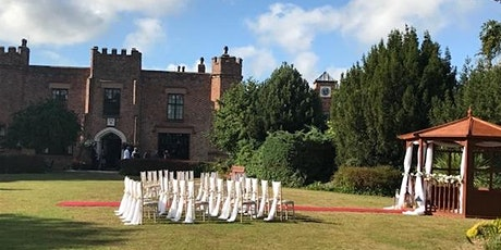 Crabwall Manor Wedding Fair tickets