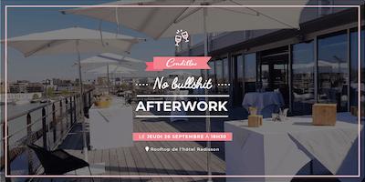 No Bullshit Afterwork #3