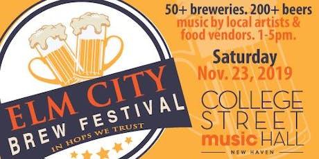 Elm City Brew Festival tickets