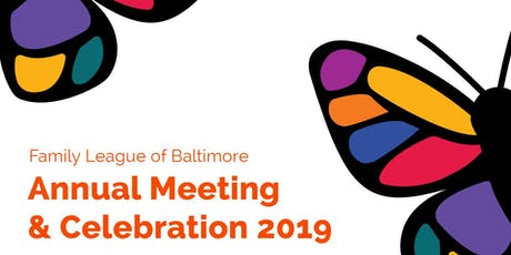 Family League Annual Meeting & Celebration 2019 tickets