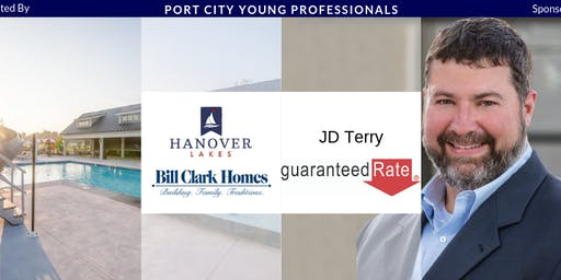 PCYP Networking Social Sponsored by JD Terry of Guaranteed Rate; Hosted by Hanover Lakes by Bill Clark Homes