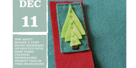 Christmas Crafts - Fabric Fun tickets