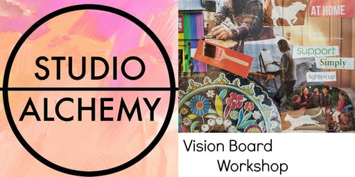 New Year's Vision Board Workshop