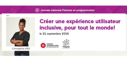 "Journée nationale ""Femmes en programmation"""