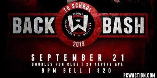 "PCW's ""Back To School Bash!"""