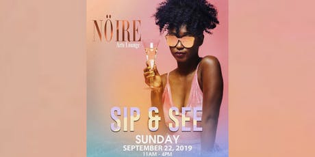Sip & See tickets