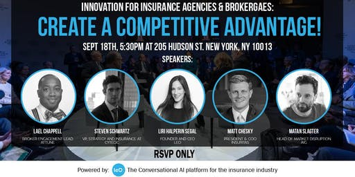 Innovation for Insurance Agencies