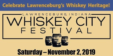 Whiskey City Festival tickets