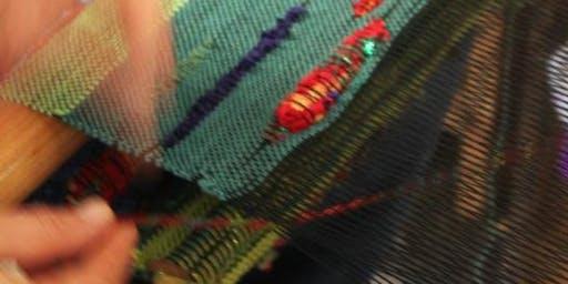Saori Weaving Discovery Day